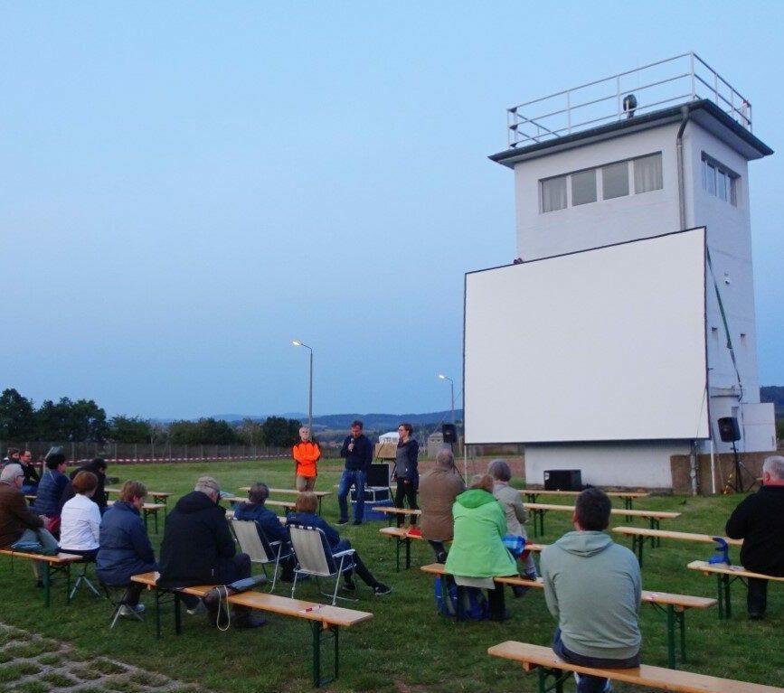 Open-Air-Kino am Grenzlandweg
