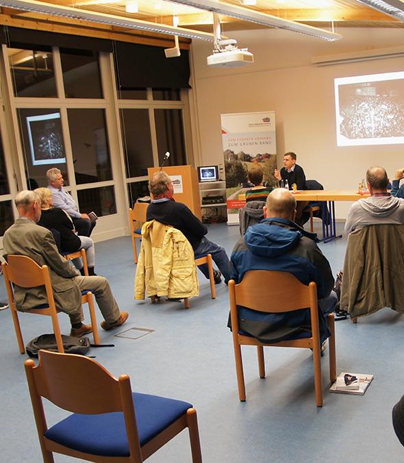 Veranstaltung im Grenzlandmuseum