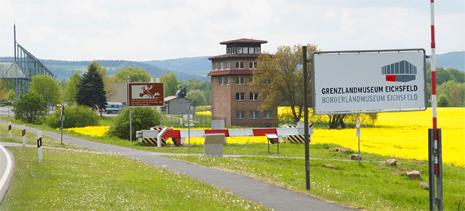 Außenansicht Grenzlandmuseum