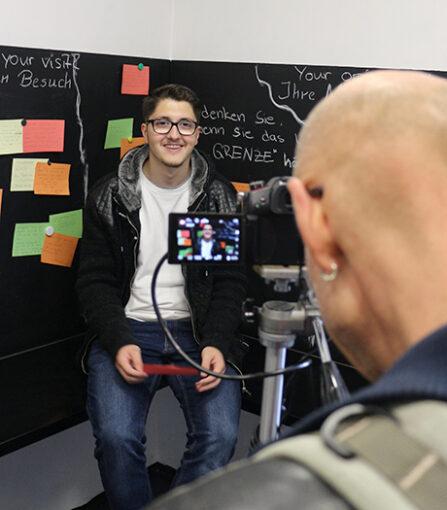 Projekt Schüler Interview